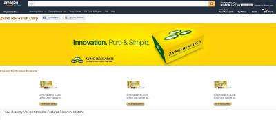 Zymo Research Announces Nucleic Acid Purification Kits Now Available on Amazon