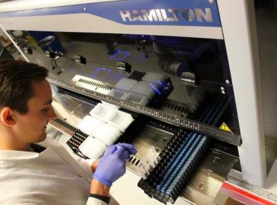 Zymo Research and Hamilton Robotics Forge Partnership to Automate Epigenetics Research